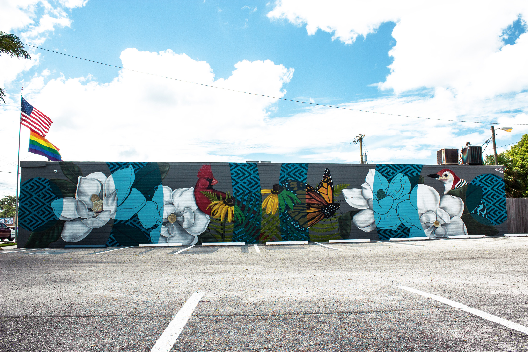 Community Art Projects In Tampa